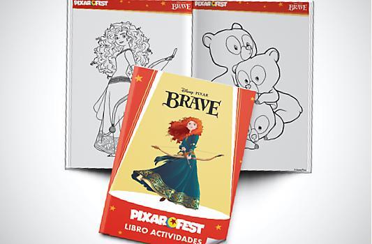 Cuaderno Actividades Brave
