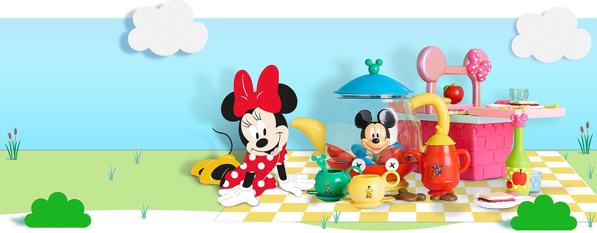 Che meraviglia! Scopri la nostra collezione di giochi dedicata a Minnie con i tuoi topolini
