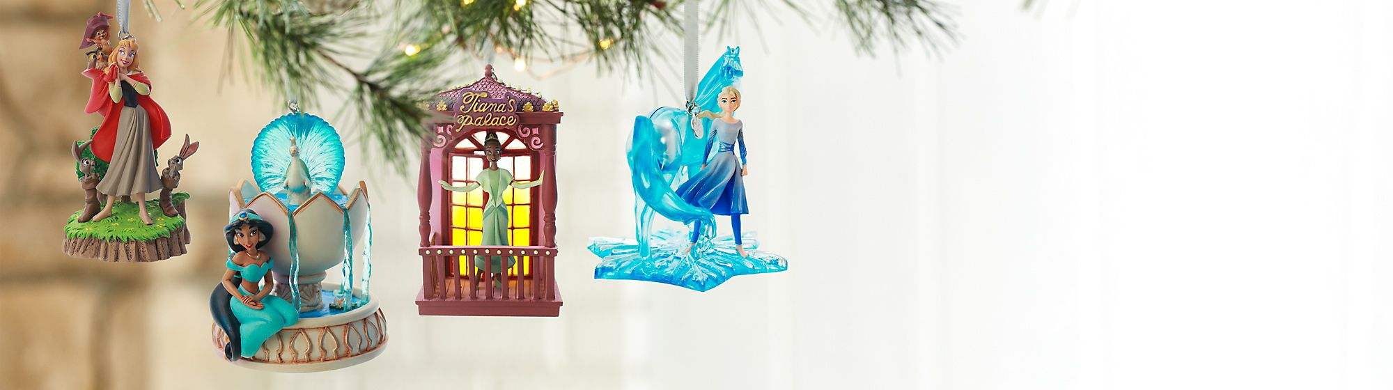 Christmas Ornaments Let the festive fun begin as you deck the halls with our enchanting ornaments