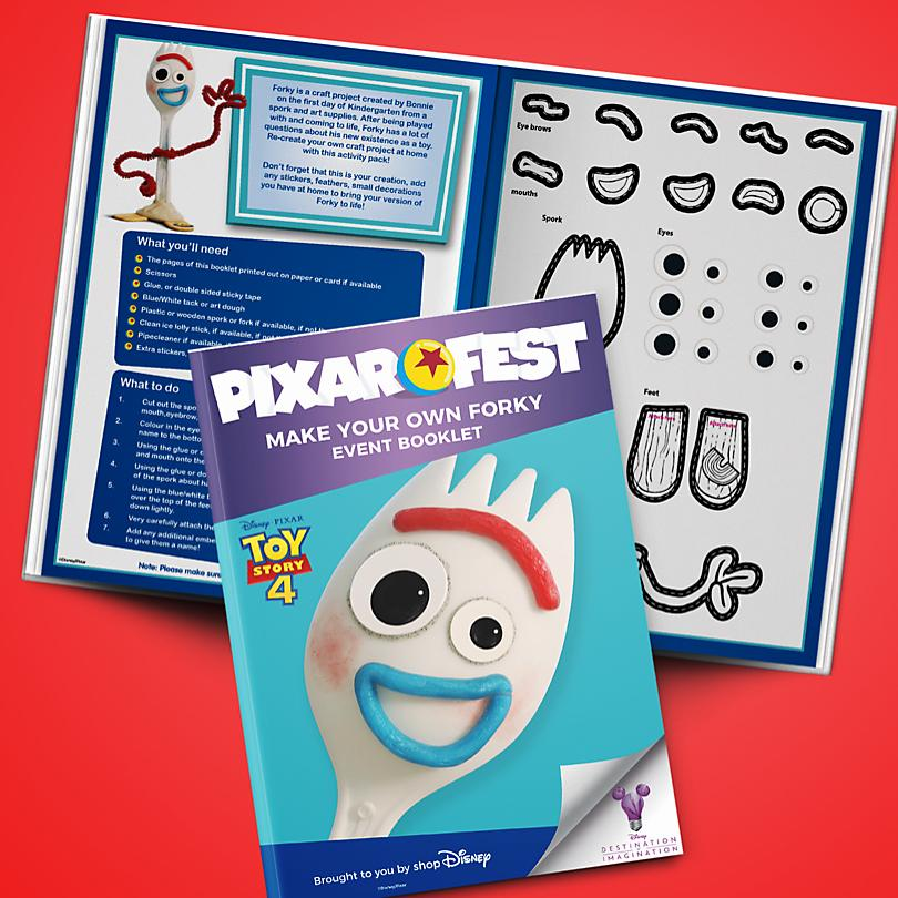 Week 3 Make your own Forky