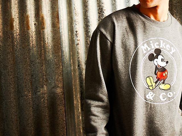 Voici Mickey and Co. Une marque de vêtements Disney rétro qui s'inspire des looks des années 80 et 90 VOIR LA COLLECTION