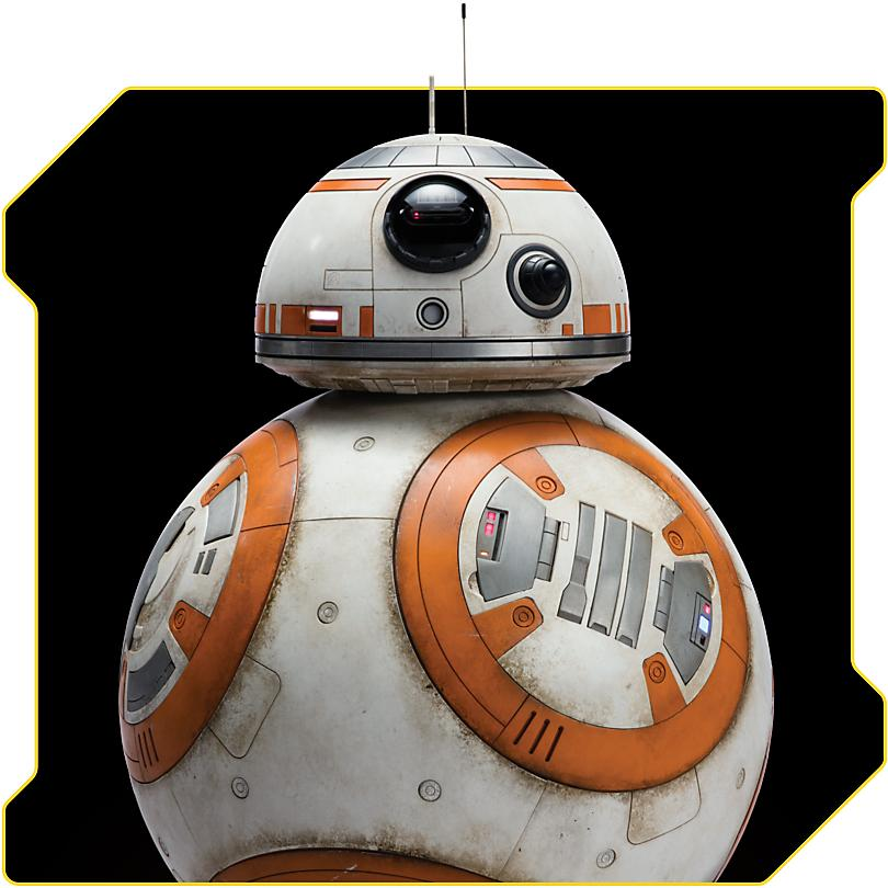 BB-8  VOIR LA COLLECTION