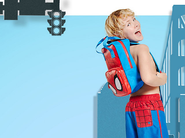 Take the Magic with you Pack a little fun into our kids' bags and accessories SHOP NOW