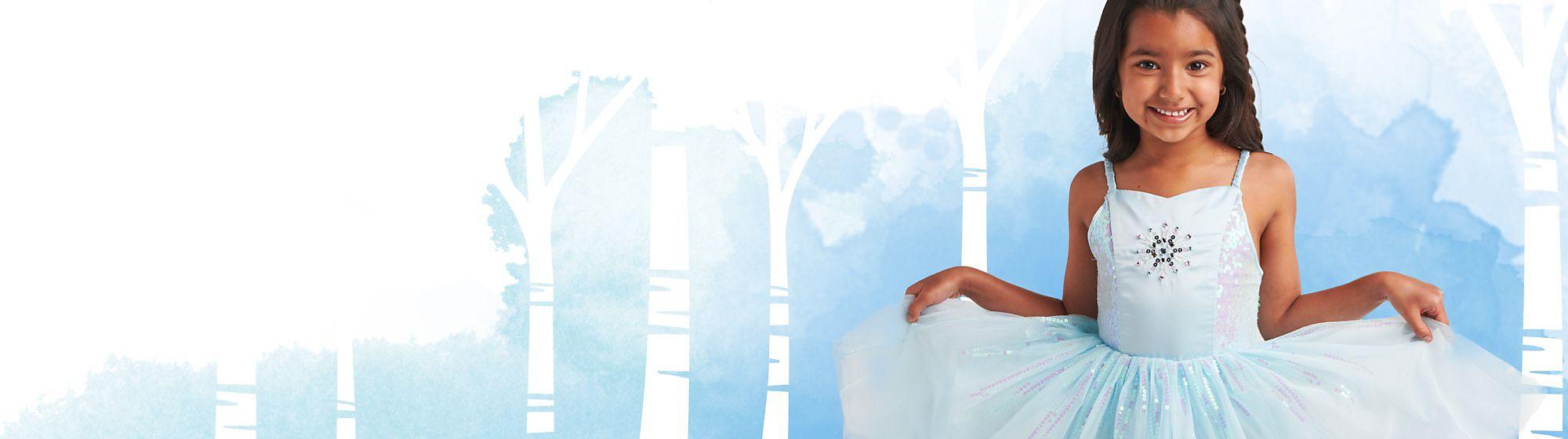 Abbigliamento di Frozen 2 Abiti, gonne e altro ancora con i tuoi personaggi preferiti da Elsa a Olaf