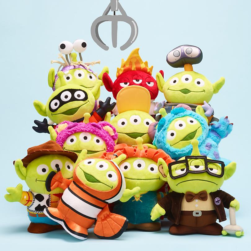 Disney Pixar Alien Remix Collection Explore a quirky collection inspired by your Disney Pixar favourites
