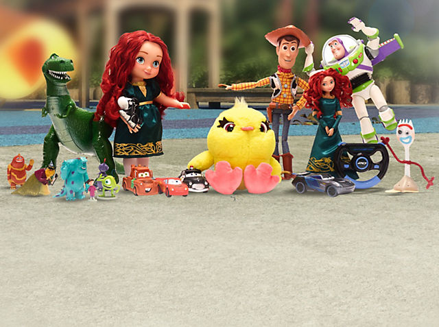 25% Off selected Pixar toys SHOP NOW