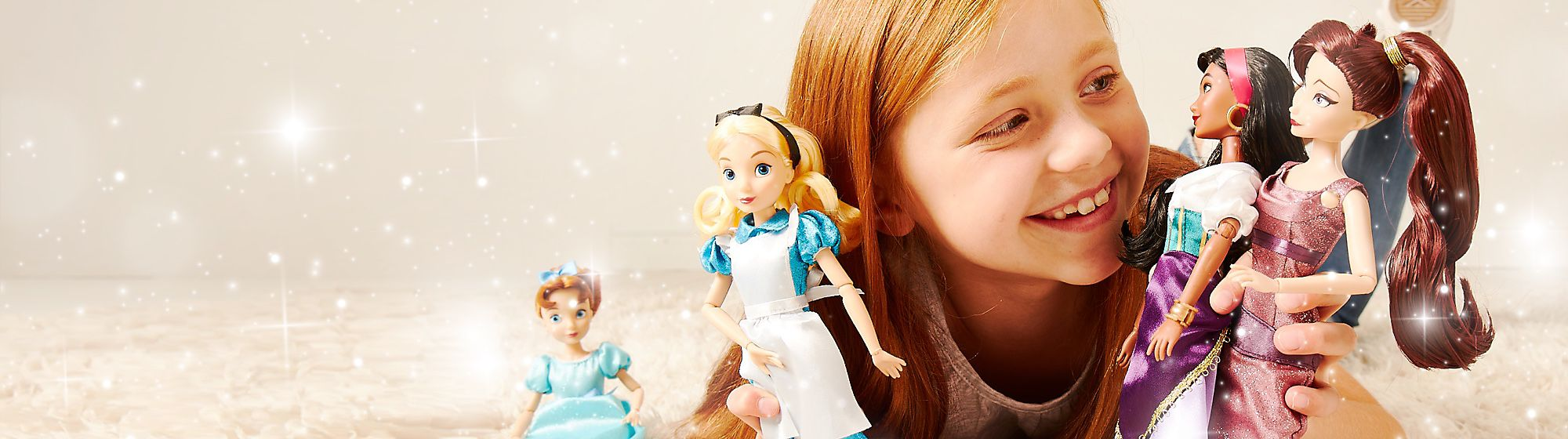 Dolls Endless stories, endless adventures,