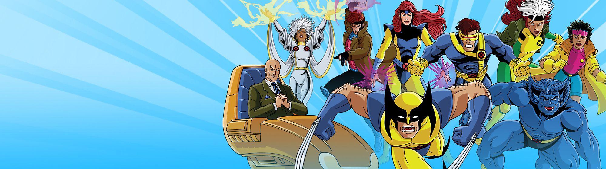 X-Men Deja que el escuadrón de mutantes suba tu look de nivel con nuestra colección de ropa, accesorios y más.