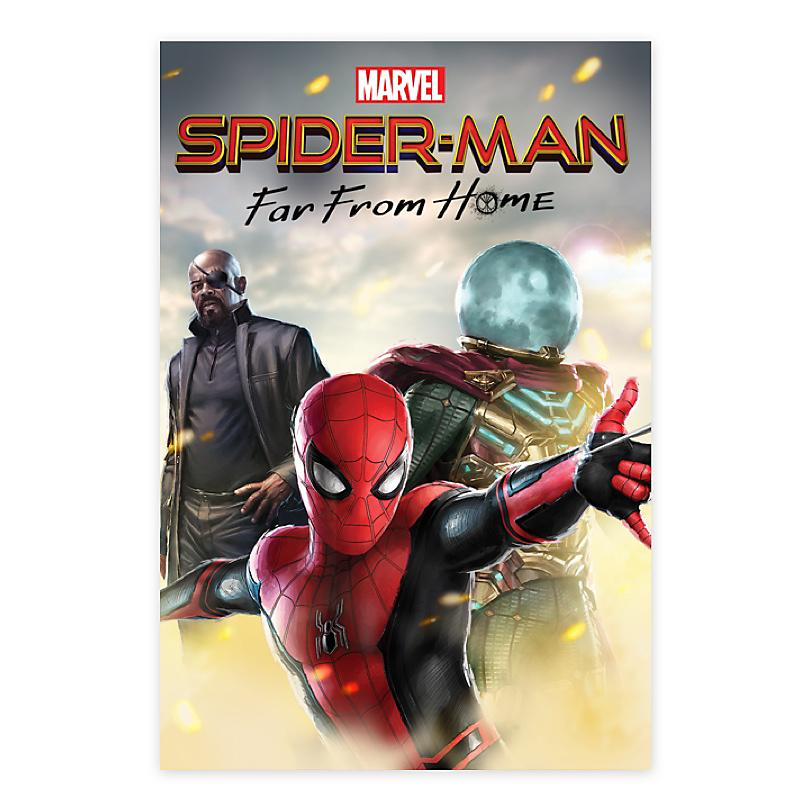 Spider-Man: Far From Home  SHOP NOW