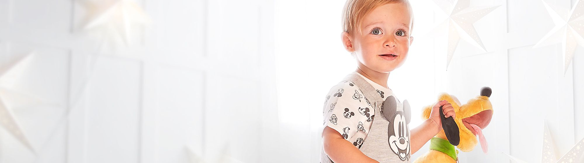 Baby Boys' Clothing Explore our exciting collection of clothing, costumes and more
