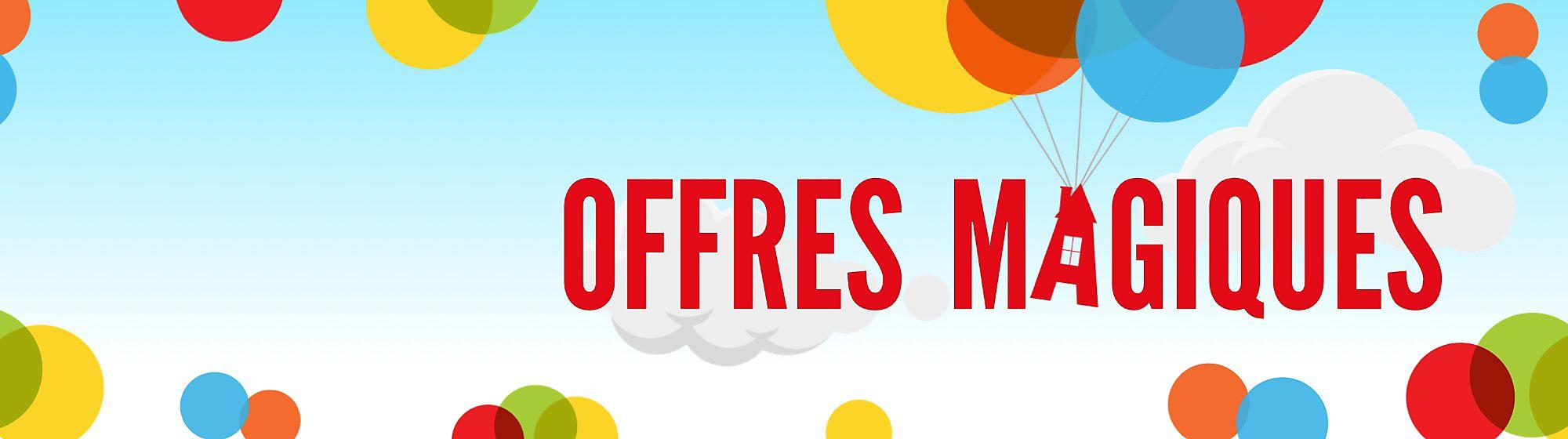 Offres Magiques -20% sur une sélection de produits VOIR L'OFFRE