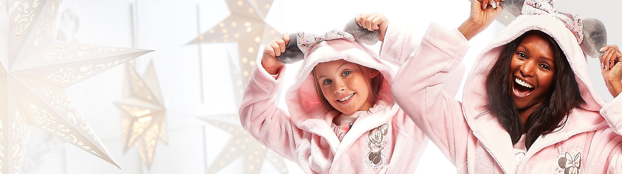 Kids' & Adults' Matching Sleepwear Your little ones can look just like you with our Mini Me Collection