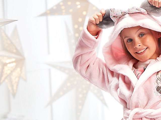 Bedtime Essentials Make bedtimes a dream with our enchanting essentials. SHOP SLEEP SHOP