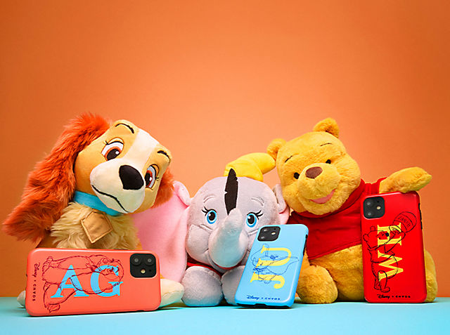 CHAOS Explore an all-new selection of personalisable iPhone cases! Choose a character and colour, up to 2 initials, and leave the magic to us SHOP NOW