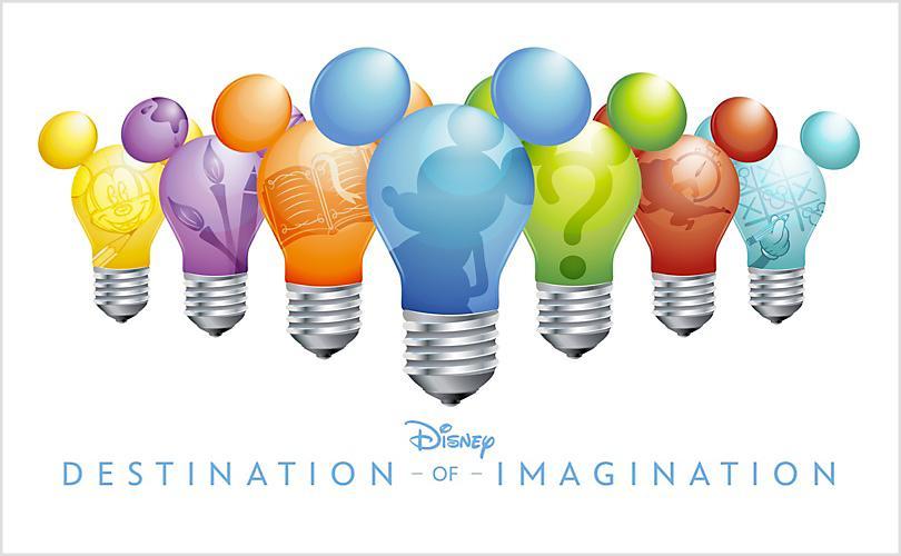 Disney Destination of Imagination Divertentissime attività per tutta la famiglia SCOPRI DI PIÙ