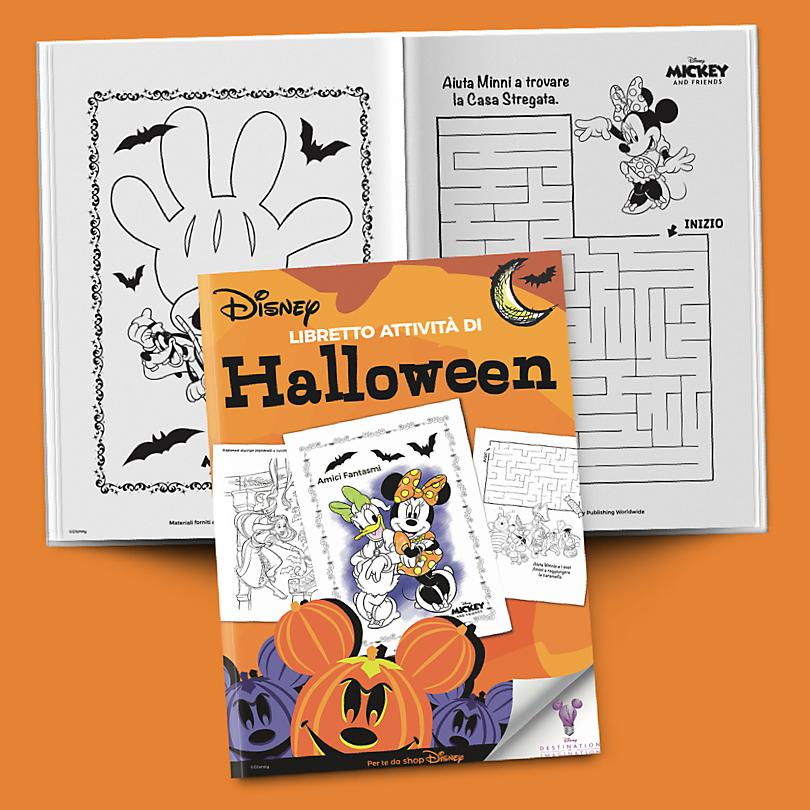 Libretto Attività di Halloween