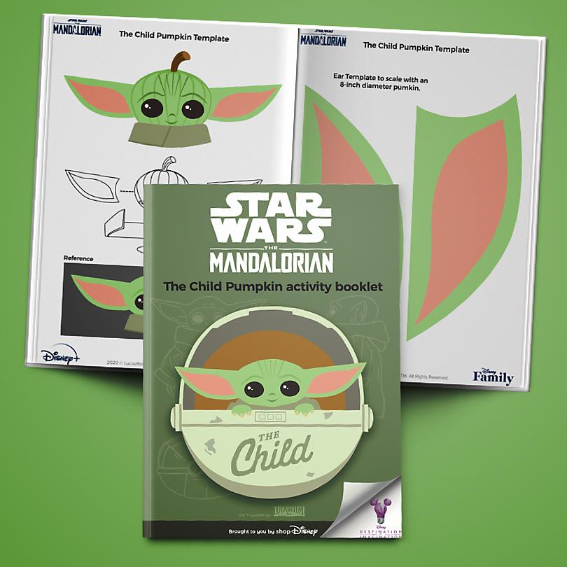 Learn how to draw The Child, from Star Wars The Mandalorian