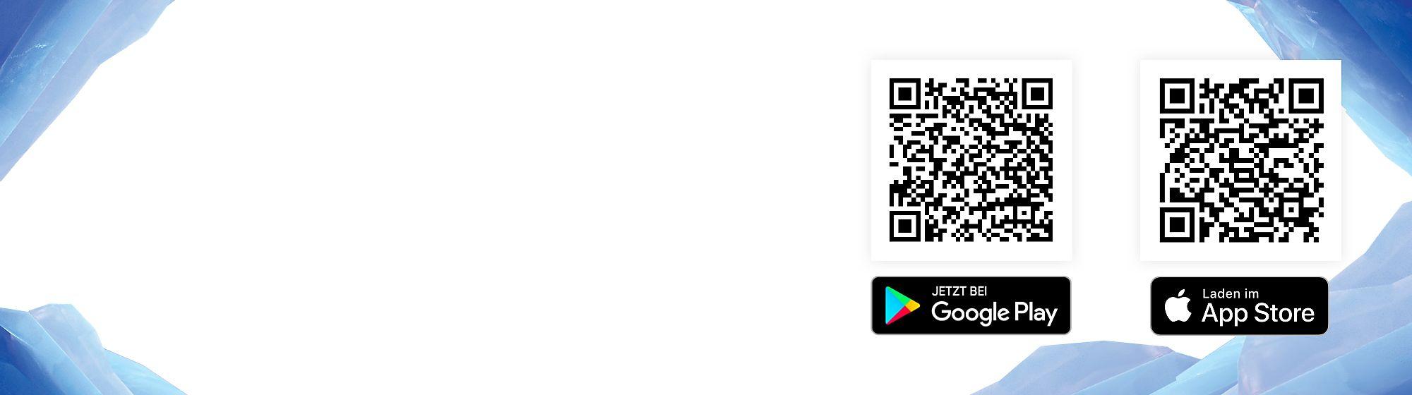 Nutze dein Handy und scanne den untenstehenden QR Code um die Disney Scan App herunterzuladen.