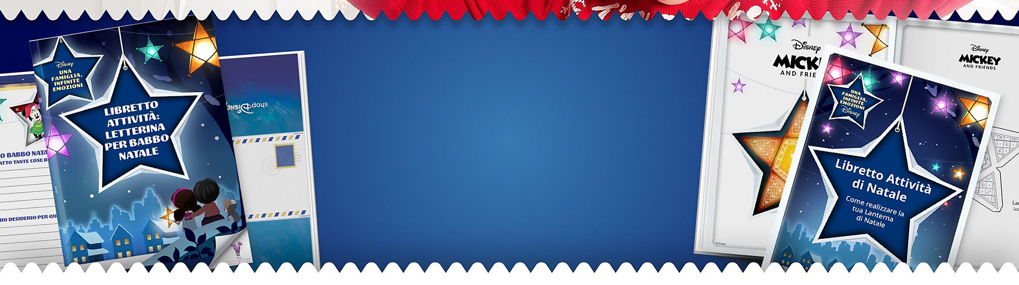 Divertenti attività di Natale pensate per tutta la famiglia  SCOPRI DI PIÙ