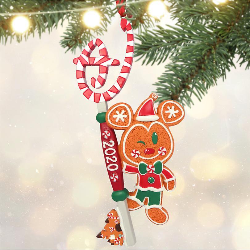 Adorno navideño con llave A la venta el 9 de noviembre MUY PRONTO