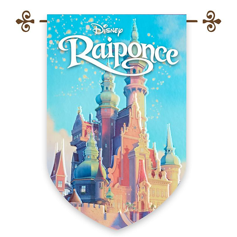 Raiponce  VOIR LA COLLECTION