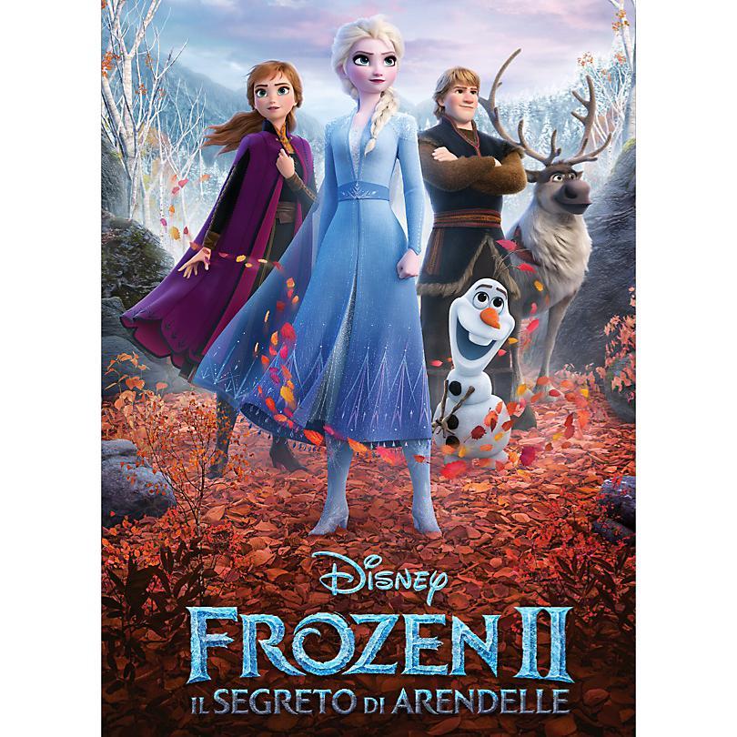 Frozen: Il Regno di Ghiaccio  ACQUISTA ORA