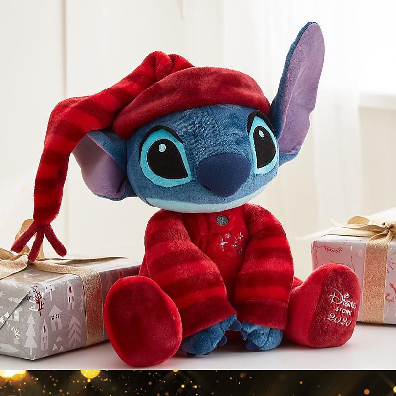 Peluche mediano Stitch por 12,90€ con compras +15€  COMPRAR