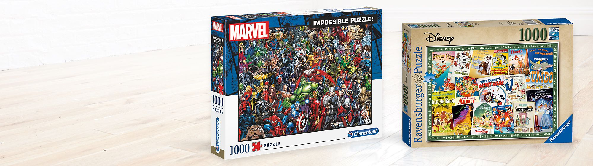Games & Puzzles Loads of laughter and fun await your next family game night with our board games, puzzles & more