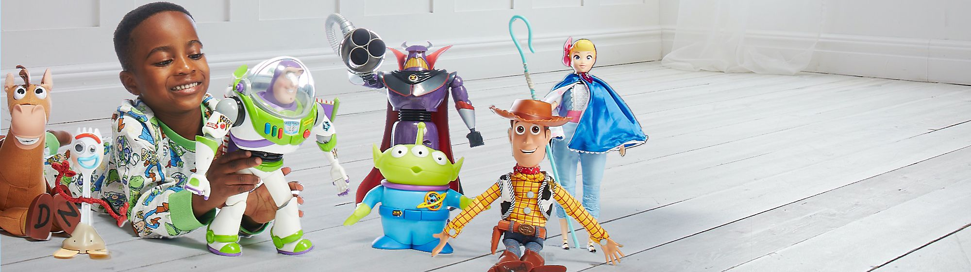 Toys Discover our huge range of Disney toys from dolls