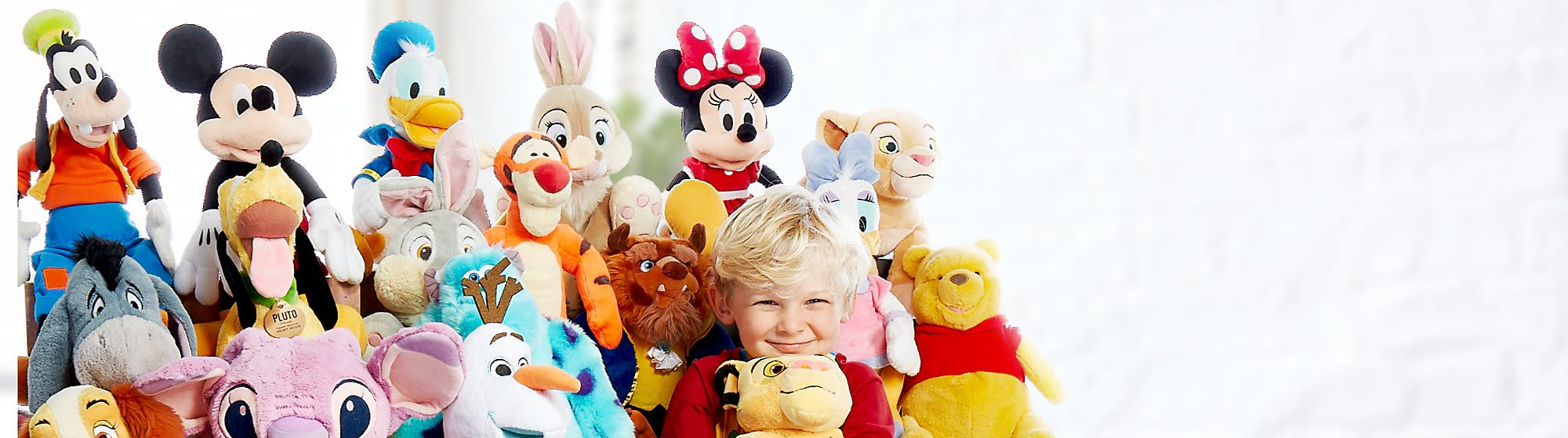 Soft Toys Meet the best huggers ever! Explore our range of soft toys