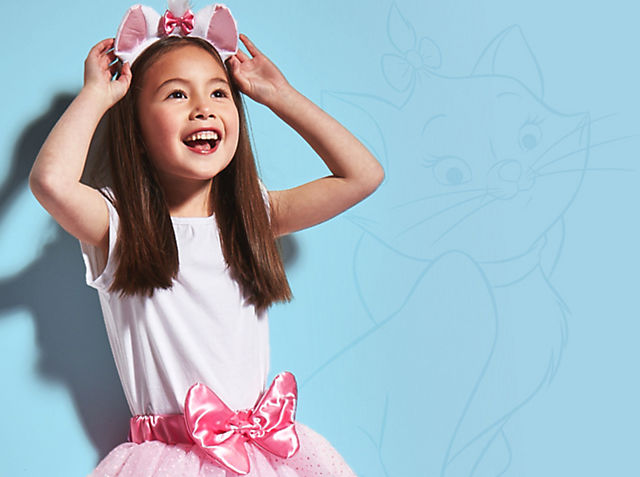 Tutu Cute! Pirouette into fairytale fun with a collection that's perfect for any occasion SHOP NOW