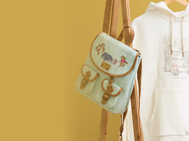 Winnie the Pooh Discover whimsical wonders with our charming collection SHOP NOW