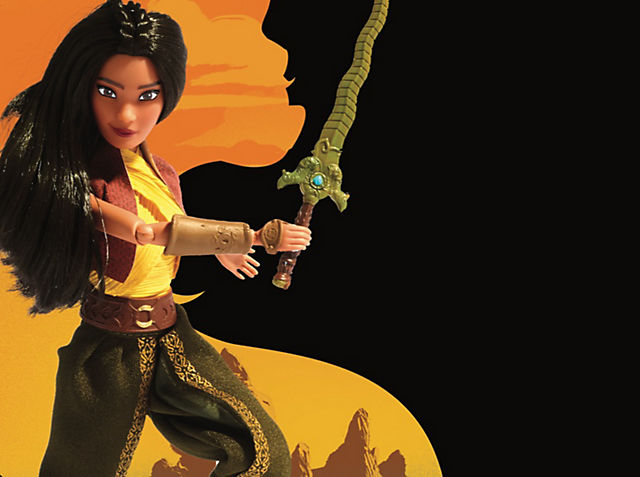 Raya y el último dragón Adéntrate en el mágico mundo de Raya and the Last Dragon con nuestros juguetes, prendas, disfraces y mucho más COMPRAR