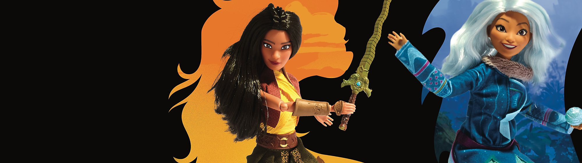 Raya and The Last Dragon Delve into the magical world of Raya and the Last Dragon with our toys,  clothing, costumes and more.  See Disney's Raya and The Last Dragon from March 5 in cinemas where available and on  Disney+ with Premier Access.   Additional fees required.