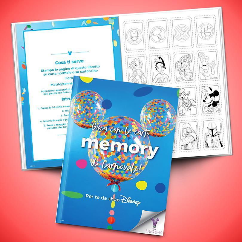 Gioco di carte memory
