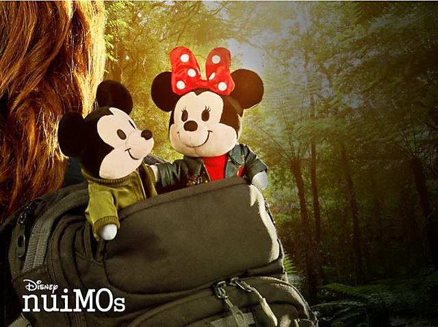 Disney nuiMOs Amici sempre alla moda, dallo stile unico ACQUISTA ORA