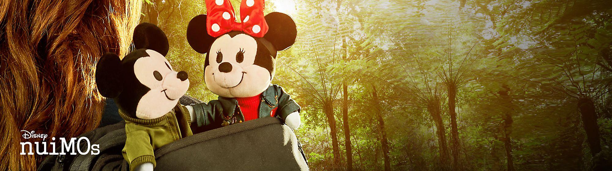 Disney nuiMOs Votre nouveau compagnon vous accompagne partout où vous allez, grâce à son adorable format de poche