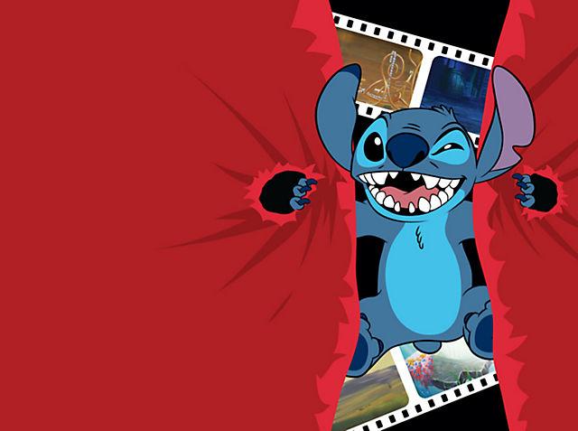 Ab dem 18. Januar werden jeden Monat eine neue Anstecknadel und Kuschelpuppe veröffentlicht, die Stitch in einer unvergesslichen Szene eines Disney Films zeigt MEHR ERFAHREN