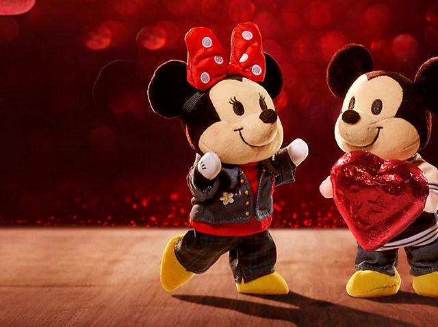 Disney nuiMOs Amigos modernos con estilos únicos DESCUBRIR MÁS