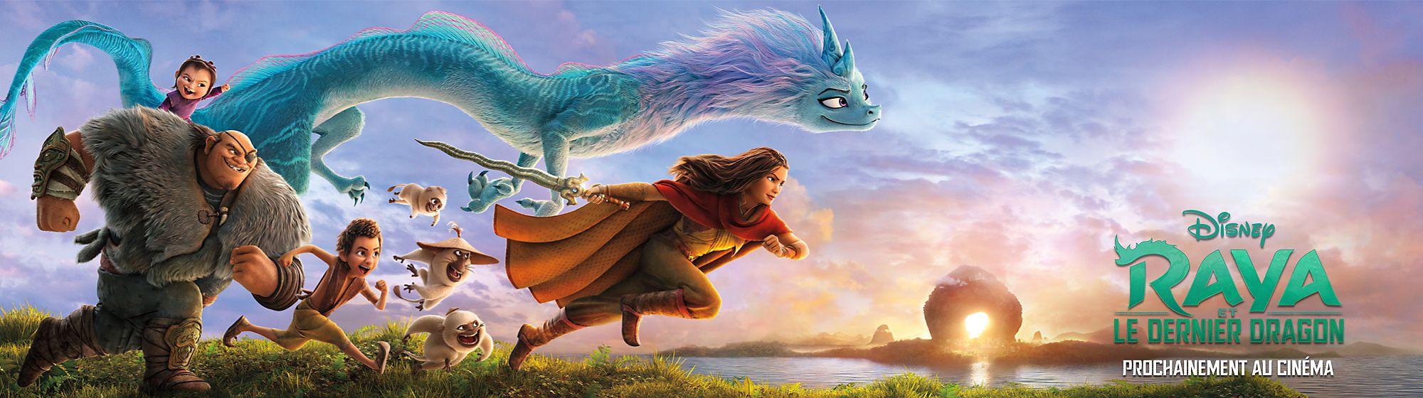 Raya et le Dernier Dragon Retrouvez le monde magique de Raya and the Last Dragon avec nos jouets, vêtements, déguisements et plus.