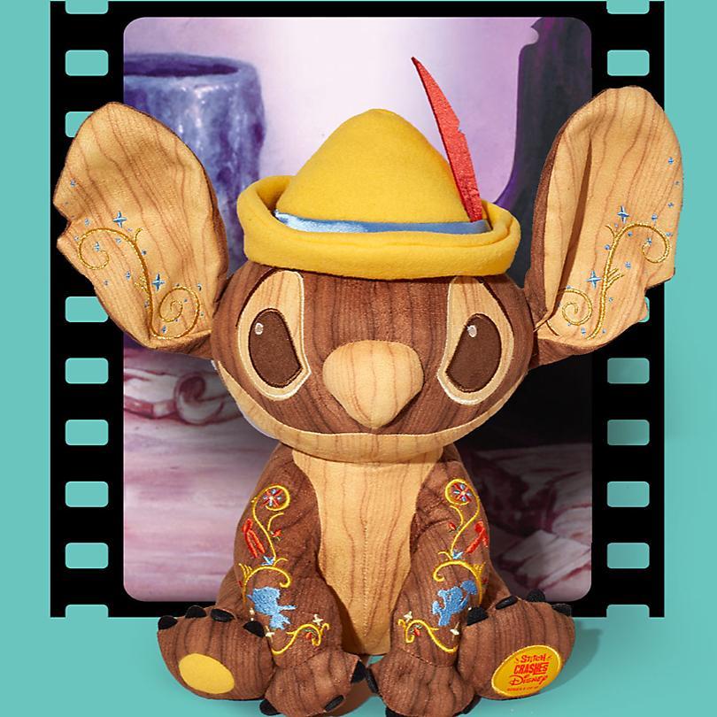 Pinocchio Coming May