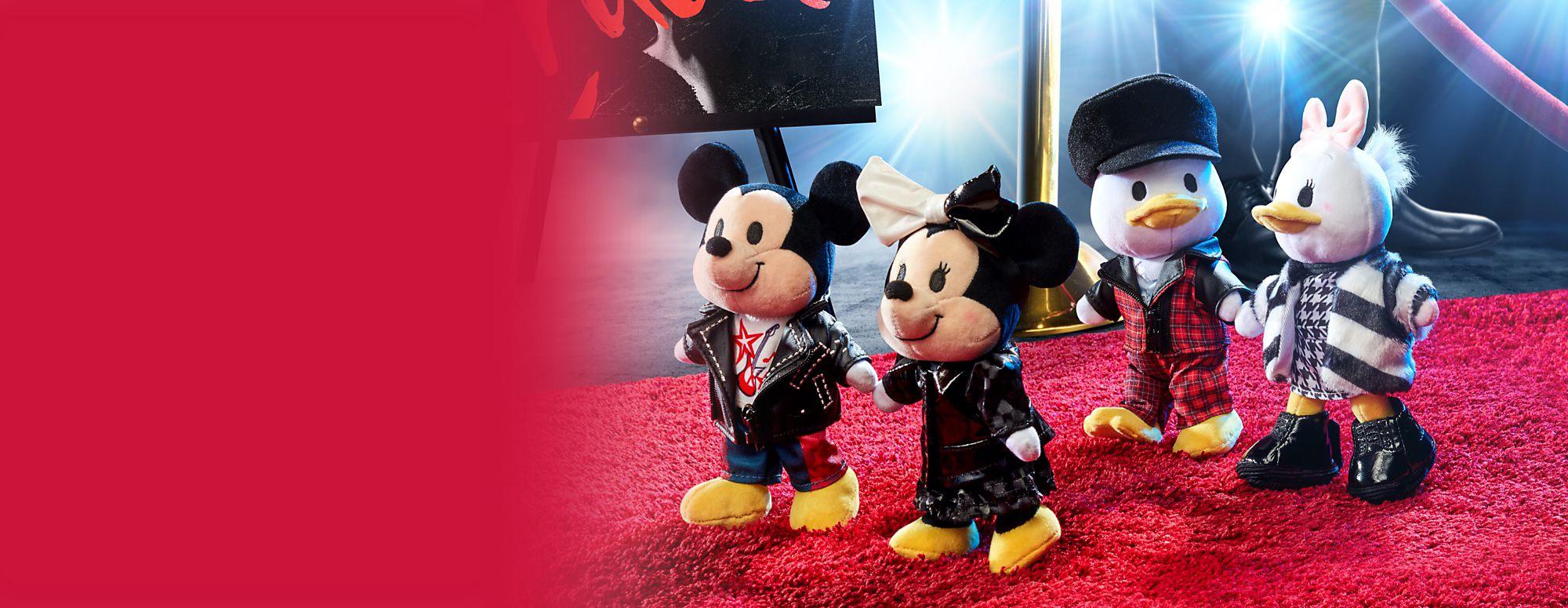 Disney nuiMOs Setze rebellische Trends inspiriert von Disneys stylischster Bösewichtin Cruella! JETZT KAUFEN
