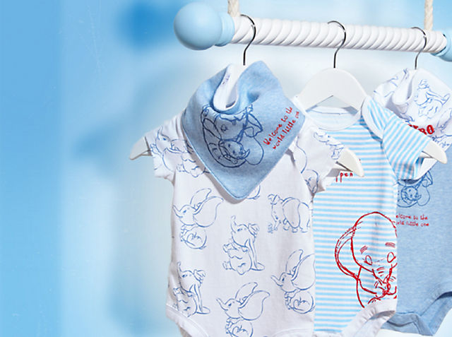 Baby Clothing Adorable Disney baby clothing, top trends and essentials for your newest arrival SHOP NOW