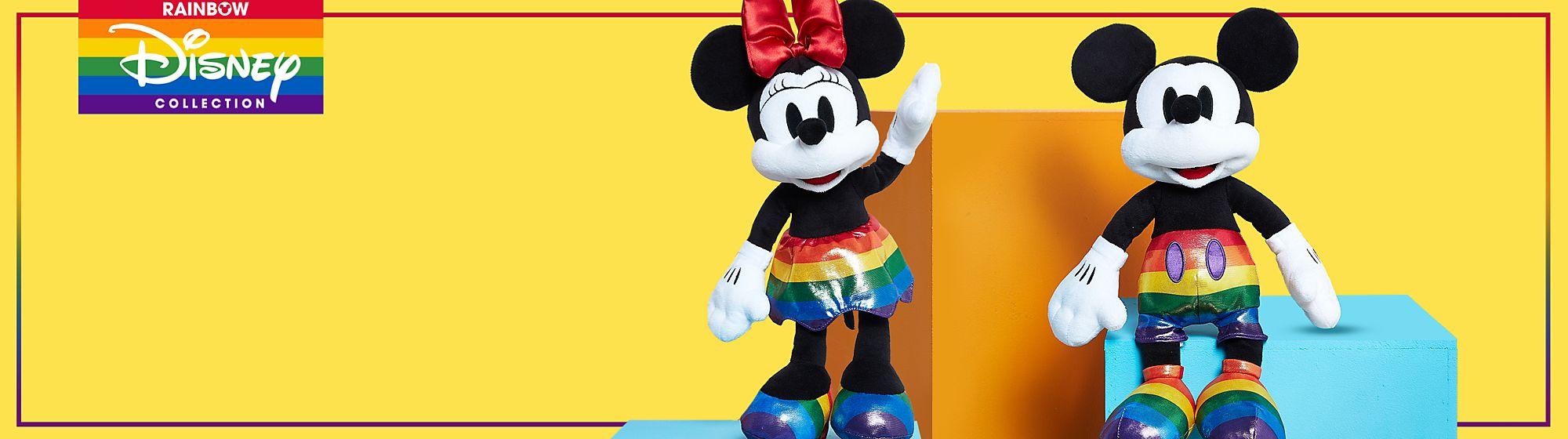 Colección Disney Rainbow Para celebrar el Pride Month 2021, Disney está donando fondos para apoyar a las comunidades LGBTQ+.