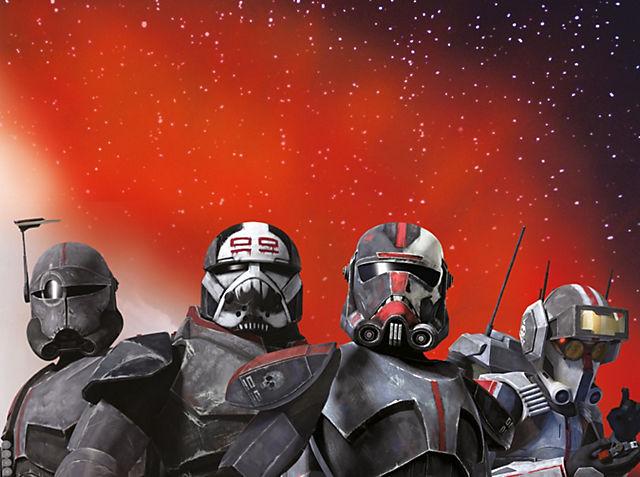 Star Wars: The Bad Batch Scopri qui i droidi e i veicoli leggendari! ACQUISTA ORA