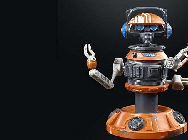 Star Wars: Galaxy's Edge Scopri strane e curiose creature, ciascuna con i propri versi particolari ACQUISTA ORA