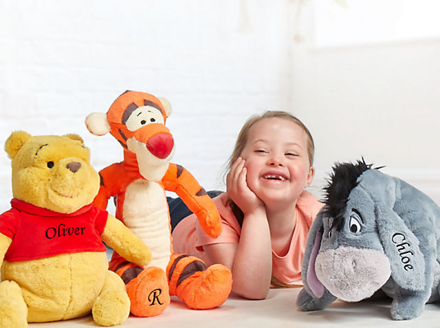 Personalisation Shop Add that personal touch to our timeless soft toys SHOP NOW