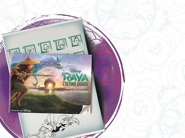 Conosci i personaggi Esplora le terre di Kumandra e scopri i nuovi personaggi che Raya incontrerà durante il viaggio. CLICCA QUI