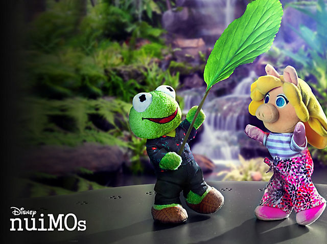 Kermit & Miss Piggy are here! Springing into the new Disney nuiMOs Fashion Collection #2 SHOP NOW
