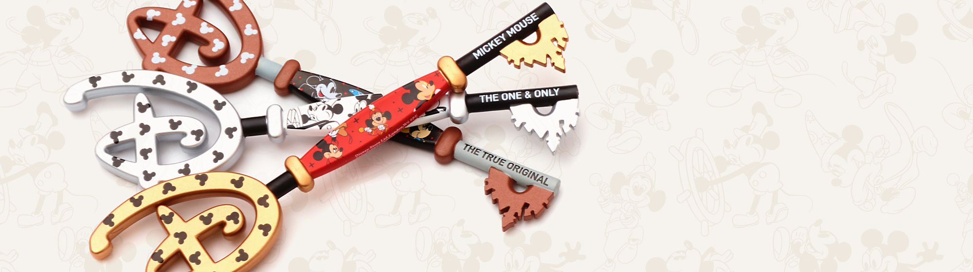 Imagination Keys Unlock the magic with our Imagination Keys SHOP NOW